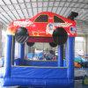 Nouveau design voiture gonflable Jumping Chambre Château gonflable