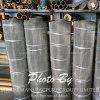 Из сетки из нержавеющей стали /проволочной сеткой
