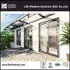 Design moderno Casement Alumínio/vidro de porta com excelente desempenho no aperto de Água
