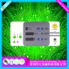 Stable Clavier à membrane en caoutchouc du panneau de l'Interrupteur bouton poussoir coquille en plastique