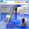 Het Gordijn van het Water van het roestvrij staal, Massage, Waterfall Swim SPA