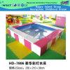Jouet d'intérieur de cour de jeu de lit électrique de lit d'eau (HD-7806)