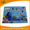 Papel personalizado Tubo Embalaje Caja al por mayor envases de cartón Cilindro de juguete