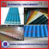 Ligne ondulée de machine de tuiles de toit de PVC