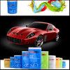 L'automobile tournent la peinture de jet en cristal rouge de voiture de couleur de perle
