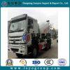 Sinotruk 9m3 HOWO 상표 6X4 구체 믹서 트럭