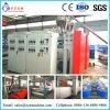 Montón de bucle de vinilo de la bobina de PVC Mat de fideos de la línea de producción