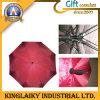 Двойной слой зонтик с помощью специального проекта для подарка (КУ-001)