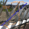 Спайки стены обеспеченностью бритвы высокого качества горячие окунутые гальванизированные