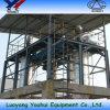 Одноступенчатый вакуумной дистилляции оборудование для переработки масла двигателя машины (YH-25)