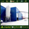 Здания металла низкой стоимости светлые стальные с ISO (L-S-008)