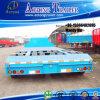 2 рядка 4 Axle низкий кровати трейлер Semi 100 тонн