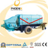 30cbm/H Mini Concrete Pump met 45kw Dieselmotor