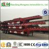 Op zwaar werk berekende As 3 Semi Aanhangwagen van Lowbed van het Bed van 60 Ton de Lage
