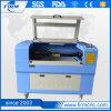 Machine de gravure ferme de laser pour le bois, acrylique, pierre