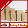Напечатанные мешки Kraft бумажные для еды (220005)