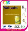 Pittura acrilica di tocco morbido della prova della crepa della parete esterna