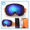Lunettes de soleil ultra-violettes de ski de lunetterie de sports de miroir de PC d'OEM et d'ODM