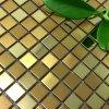 Acciaio inossidabile lussuoso, mosaico del metallo
