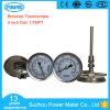 termometro di Bimental dell'acciaio inossidabile di 4inch 100mm