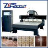 Máquina de trituração do Lath do router quente do CNC da linha central do Sell 4