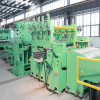 Exportation de la Chine mise à niveau et coupure en acier de la bobine en métal complètement automatique de haute précision à la chaîne de production de longueur