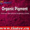 Colore rosso organico 122 del pigmento per fibra