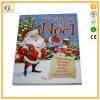 Impressão colorida profissional do livro da história das crianças