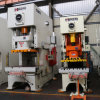 Autopeças Jh21 100 ton potência mecânica Pressione a máquina de perfuração de estamparia de metal