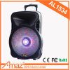 altifalante Al1534 Temeisheng Kvg China de Bluetooth do trole da música 15inch