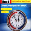 2.5inchesは圧力計の高品質の温度を卸し売りする