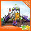 Скольжение игрушки напольного парка атракционов спортивной площадки пластичное для сбывания