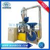 Polvo plástico del PE de los PP que hace máquina el pulverizador de pulido del polvo plástico