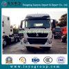 수송을%s Sinotruk HOWO T5g 6*4 트랙터 트럭 트랙터-트레일러