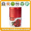Tin van de Opslag van het Voedsel van de Bussen van de Keuken van het Metaal van de Suiker van de Thee van de koffie het Vastgestelde