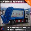 Compactador de caminhão de lixo caminhão de lixo caminhão de lixo de compressão