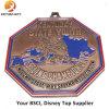 Großhandelskundenspezifische Trophäen und Medaillen China des Metall3d