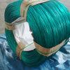 PVC에 의하여 입히는 직류 전기를 통한 철 철사 또는 플라스틱 입히는 동점 철사