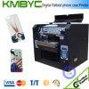 2017 máquinas de impressão pequenas da caixa do telefone do Inkjet para a pilha de tampa da impressão