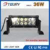 트럭을%s 자동 36W 경쟁적인 LED 일 표시등 막대