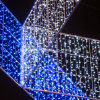Indicatori luminosi di natale esterni della decorazione 110V di festa di festival del LED