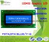 122X32 Grafische LCD van de MAÏSKOLF Vertoning, MCU met 8 bits, St7920, 18pin voor Medisch Instrument
