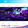 Afficheur LED polychrome flexible d'intérieur pour l'exposition
