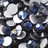 4mm Montana Kristallnachgemachter SteinSwaro Glassteinrhinestone (FB-ss16 Montana)