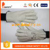 Ddsafety 2017 перчаток белой безопасности зимы зерна коровы ежедневных