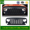 Zeven Pasvormen van de Grill van Groeven Voor voor Jeep Wrangler 2007-2017