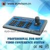Teclado controlador profesional para Sony Sistema de Video Conferencia