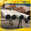 Fabricante de alumínio de fornecimento de grande diâmetro do tubo de alumínio para construção