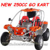 Nieuw 250CCTwo Seat Four Stroke Go-kart (mc-441)