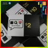 Impresión de HD Digitaces que hace publicidad de las tarjetas para la venta